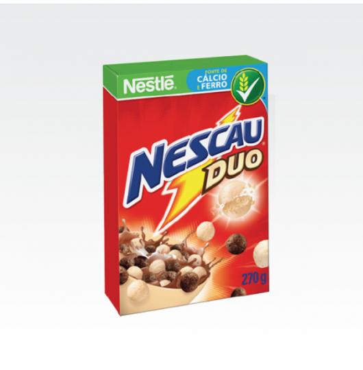 Cereal Nescau Duo 270g