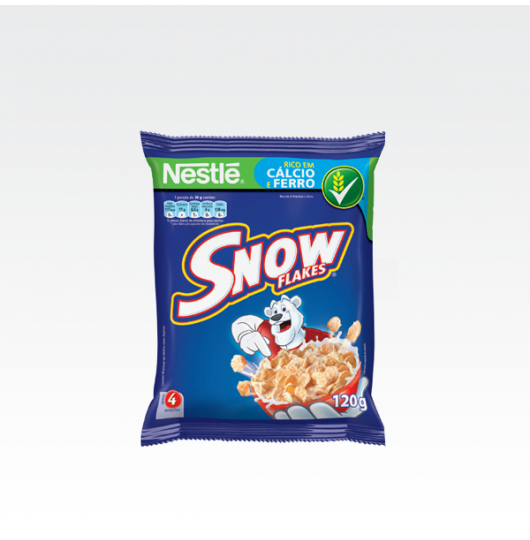 Cereal Sachet Snow Flakes